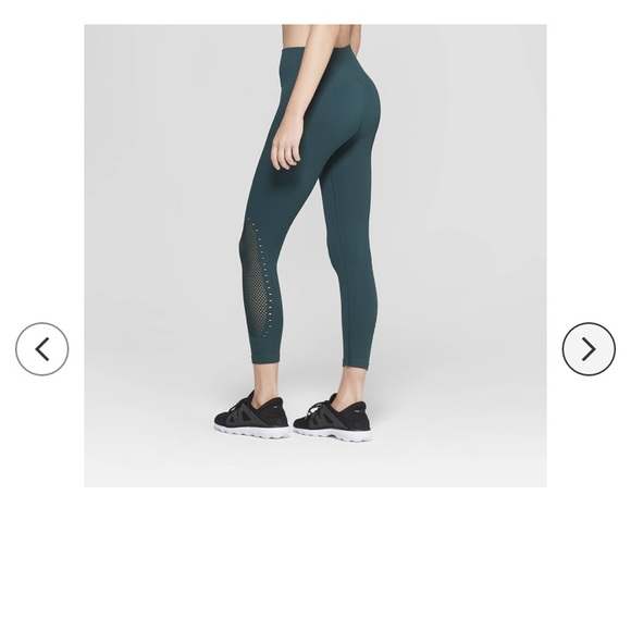 b6ba3d529d09c3 Joy Lab Pants | Pine Green Leggings From Target | Poshmark